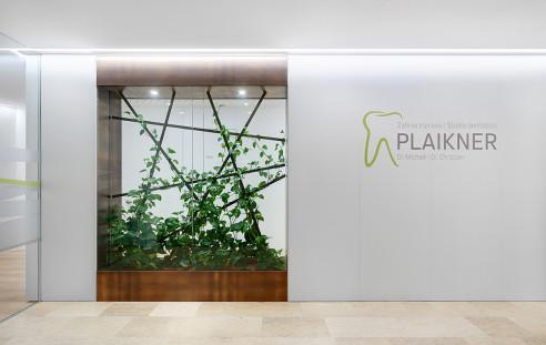 Sanierung der Zahnarztpraxis Dr. Plaikner, Brixen